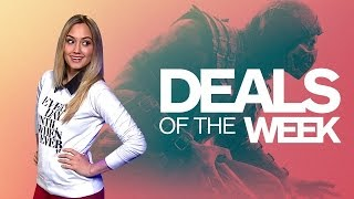 Big Mortal Kombat X & Grand Theft Auto 5 Deals, & More! - IGN Daily Fix(Big deals on Mortal Kombat X, Grand Theft Auto 5, & one sweet Nintendo Wii U bundle, Naomi takes you through some of the biggest gaming deals of the week!, 2015-04-08T22:00:01.000Z)