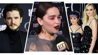 Game of Thrones Cast Says Goodbye to the HBO Hit (Exclusive)