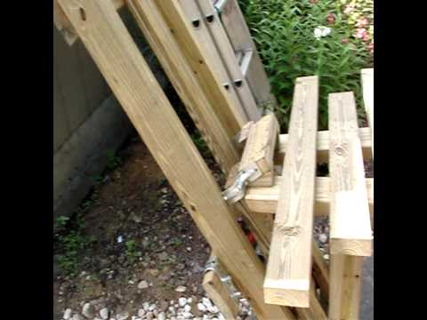Wooden Shingle Hoist Youtube