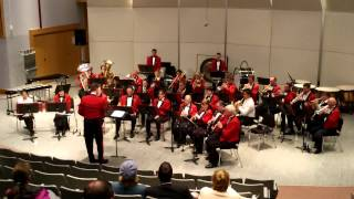 The Band of The Royal Westminster Regiment (New Westminster, BC, Ca...