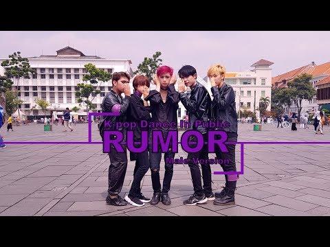 "[KPOP DANCE IN PUBLIC CHALLENGE] PRODUCE48(프로듀스48) ""RUMOR (루머)"" MALE VER. BY INVASION BOYS"