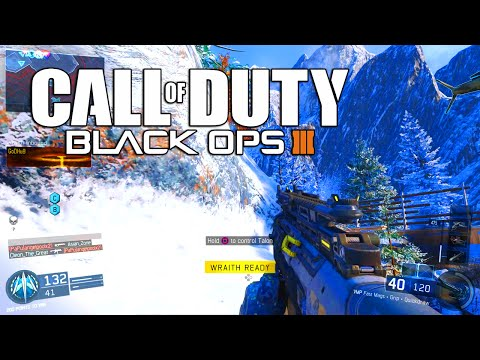 Call of Duty Black Ops 3 76 Kill Flawless Gameplay (0 Deaths)