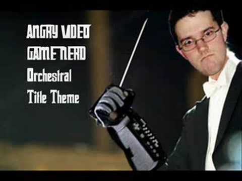 ANGRY VIDEO GAME NERD Epic Orchestral Theme