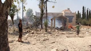 أخبار عربية - المعارضة تنفي سيطرة نظام الأسد على وادي بردى