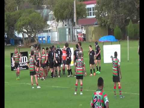2015 |  Division 2 | Adelaide University vs Souths | 09 May