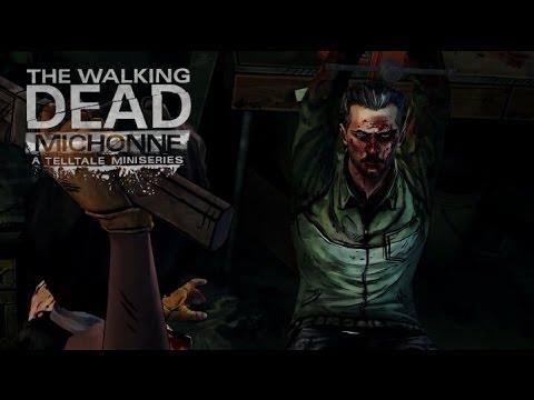 The Walking Dead Michonne Kill Randall (Choice)