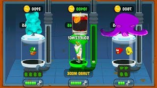 New START GAME ZOMBIE CATCHERS WITHOUT CHEATS! TRY TO UPGRADE SQUEEZERS !!! TRY TO TAKE A NEW HIGH