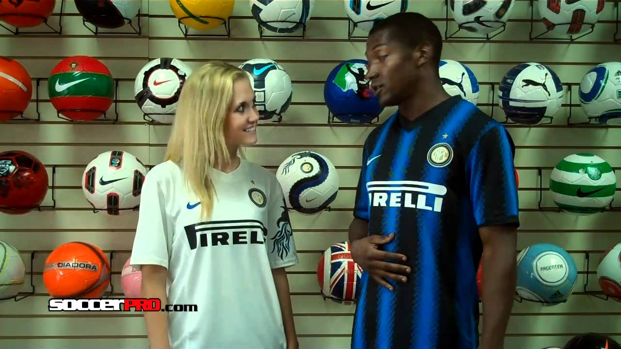 sale retailer 26f22 73d9b Nike Inter Milan Jersey Review for 2010-2011