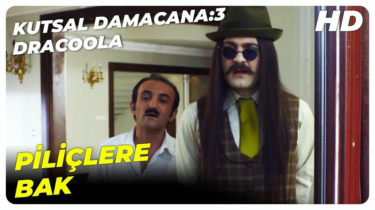 Sebahattin, Sebastian Oldu | Kutsal Damacana: 3 Dracoola Türk Komedi Filmi