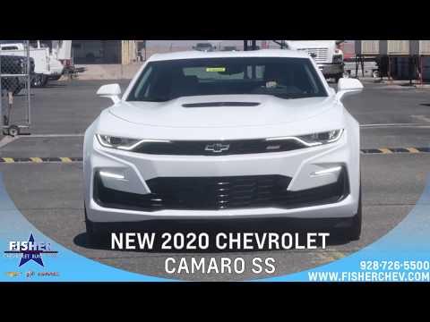 NEW 2020 CHEVROLET CAMARO SS | Fisher Chevrolet Buick GMC | Yuma, AZ - C164125