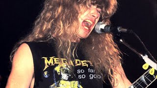 MEGADETH Mini-Documentary (All Megadeth Interviews)