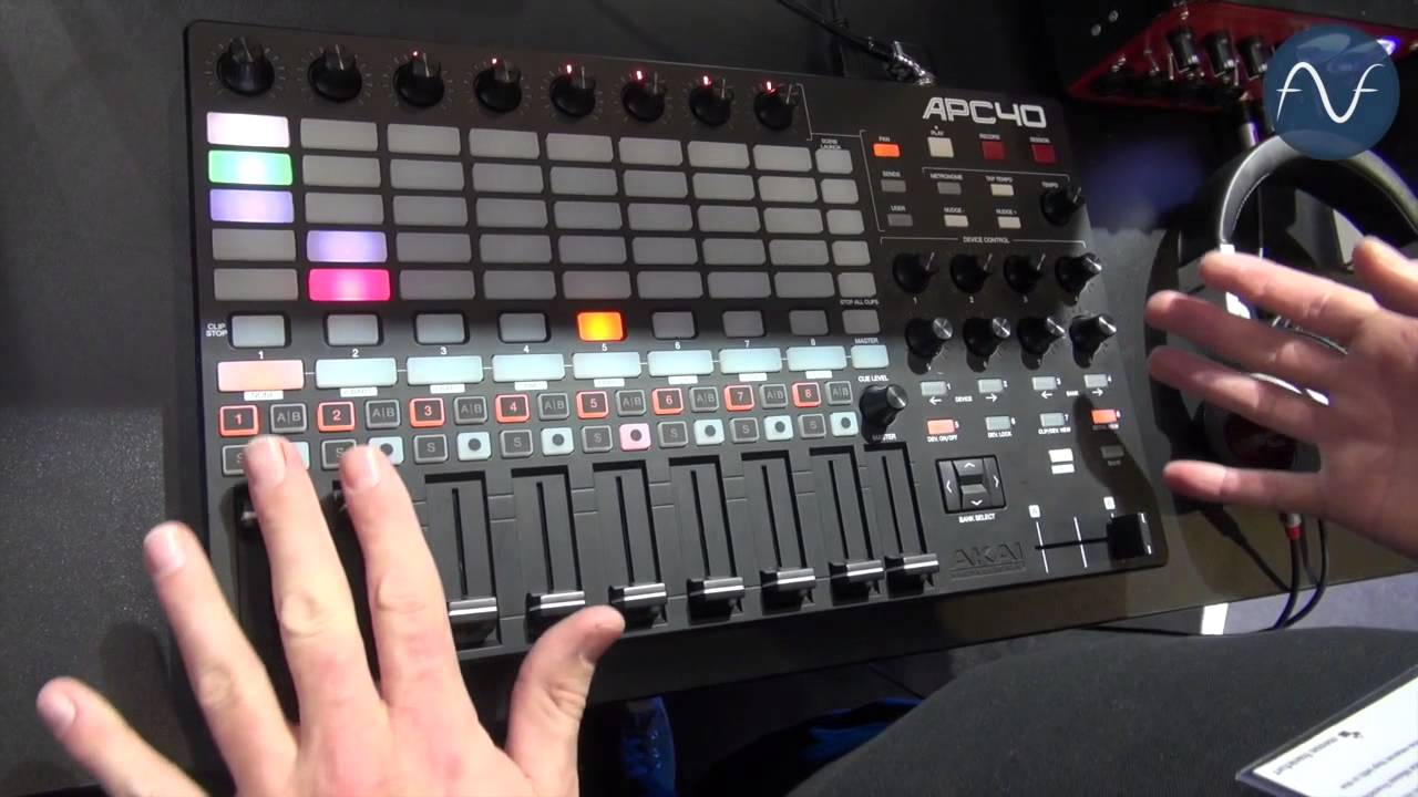 Review: Akai APC40 MKII : Ask.Audio