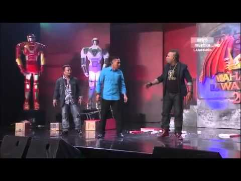 Maharaja Lawak Mega 2013 - Minggu 12 - Persembahan bersama Artis Jemputan - Jambu