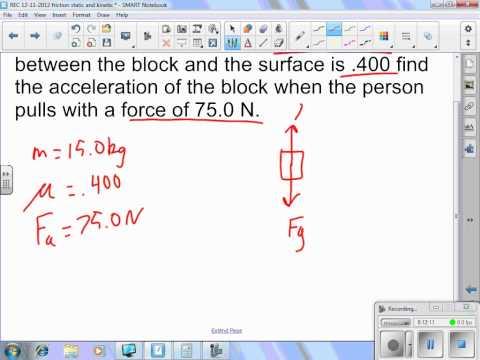 Physics - Unit 2 Newton