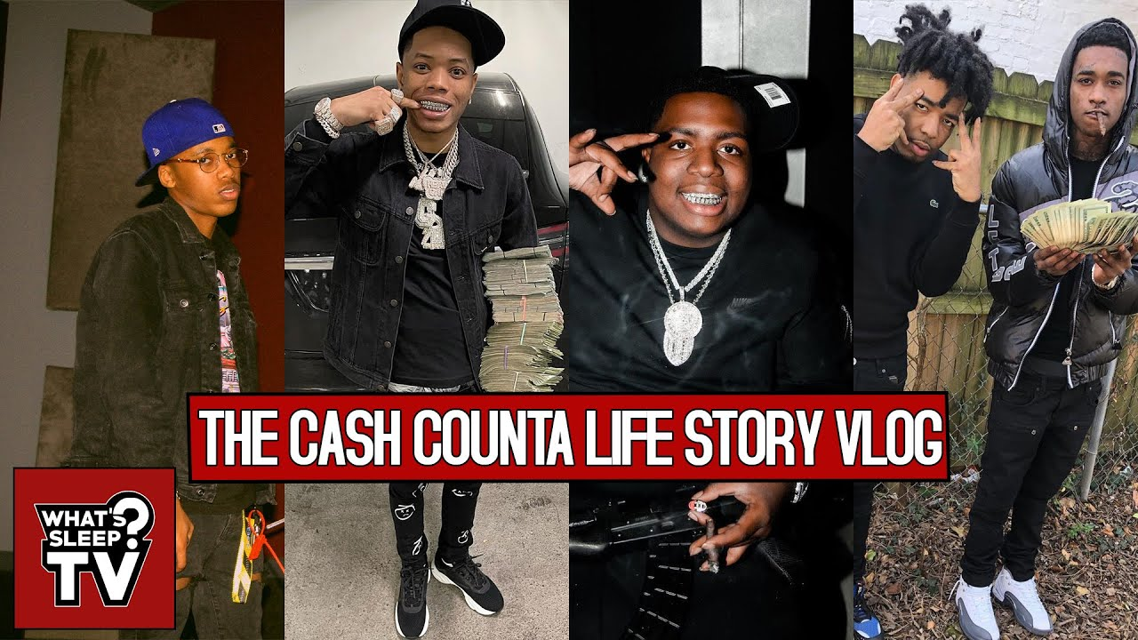 Cash Counta Talks Moving From Memphis, Wanting To Work With Lil Migo, Big30, Songs With SKE, & More