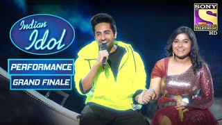 "Ankona और Ayushmann का ""Nazm Nazm"" पे Magical Performance 