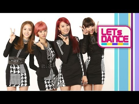 Let's Dance : BESTie(베스티) _ Love Options(연애의 조건) [ENG/JPN SUB]
