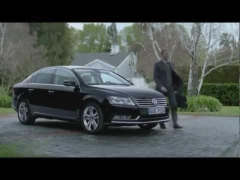 VW Passat 2011 Werbung Darth Vader