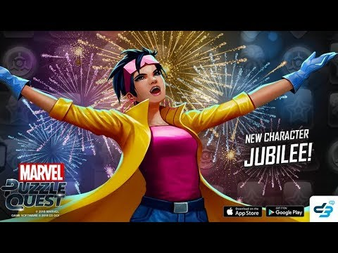 Image result for marvel puzzle quest jubilee
