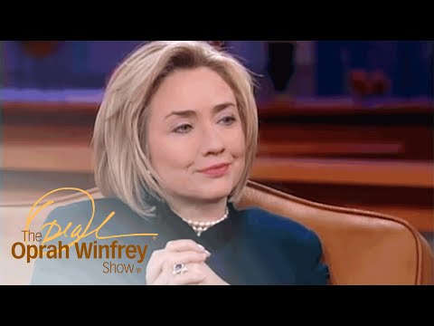 Hillary Clinton Shares Insider Secrets on Turning 50 | The Oprah Winfrey Show | OWN