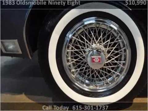 1983 Oldsmobile Ninety Eight Used Cars Nashville TN