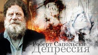 Роберт Сапольски — Депрессия [Vert Dider]