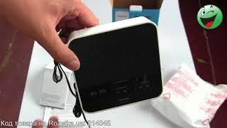 Розпакування радиочасов Philips AJ3115/12 з Rozetka.com.ua