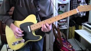 Balance and Composure-Quake guitar cover