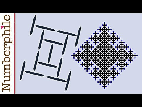 Terrific Toothpick Patterns - Numberphile