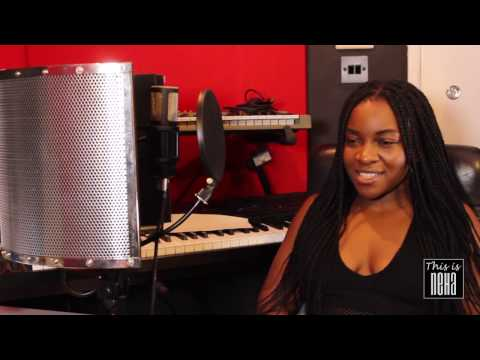 Neha interviews Ray BLK on #TheVIBE for Pulse88 Radio