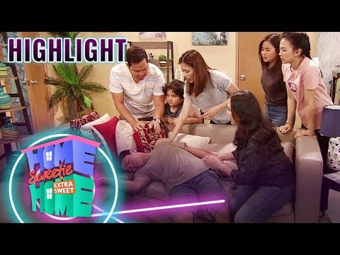 Rence suddenly collapses because of high fever | HSH Extra Sweet
