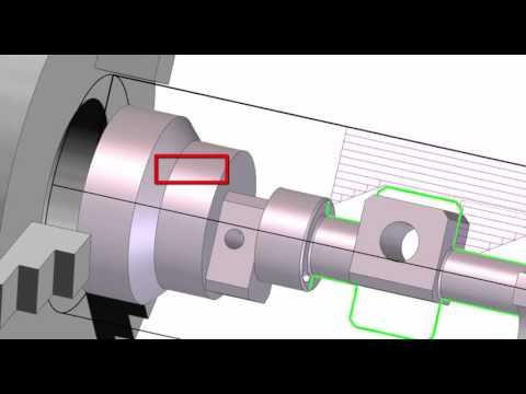 Editable Manual Turn feature | Edgecam 2016 R2