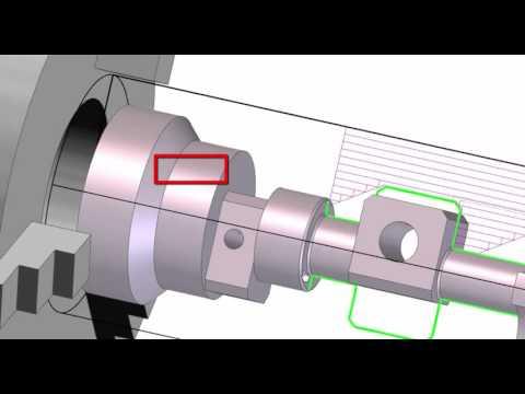 Có thể sửa đổi tính năng tiện thủ công| Edgecam 2016 R2