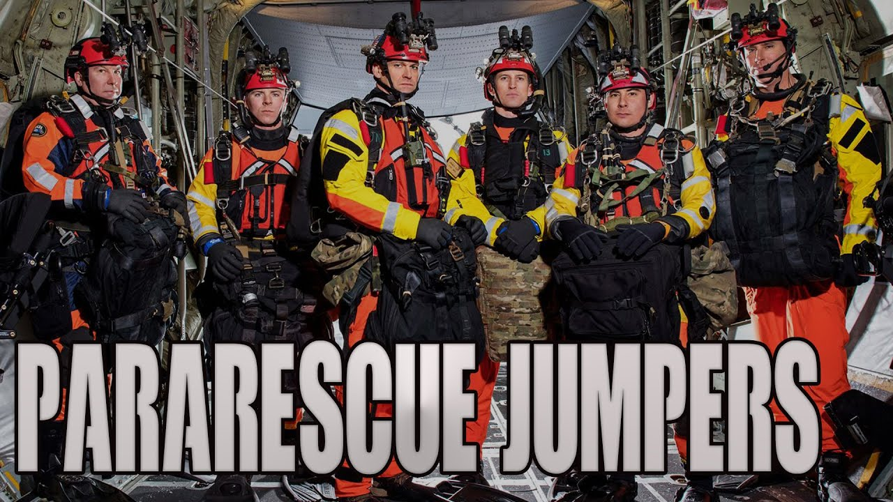 """USAF Pararescue 