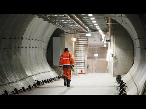 ''DOOMSDAY VAULT'' Deposit Of New Seeds To Bolster Global Food Security -24 Feb 2017