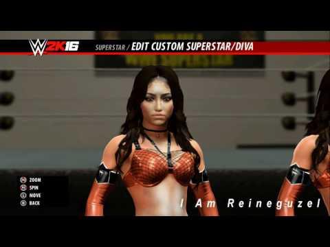 WWE 2k16 Update - Malaysia Haze Showcase