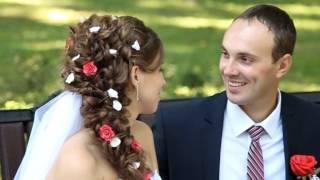 Оксана и Саша.Свадебный клип.Гомель.26.07.2014