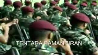TNI VS TENTERA JIRAN