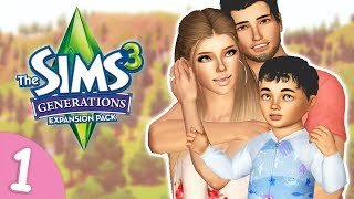 WELCOME BACK! 👪💕| Sims 3 Let
