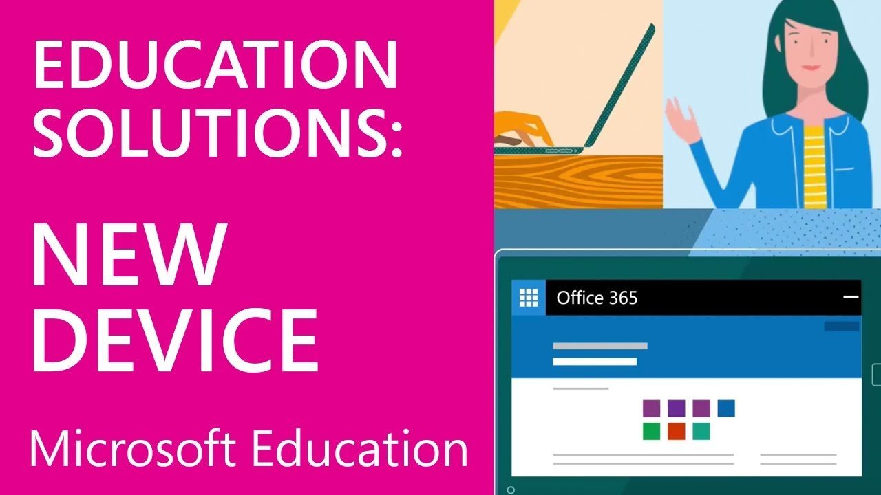 microsoft education set up new windows 10 education devices using