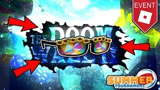 [EVENT ENDED!] How to get SUNFLOWER SUNGLASSES | Roblox T.D.W. 2: Burst