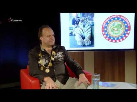 "tv oberwallis Grandmaster  juerg ziegler ""shaolin energy healing"" interview"