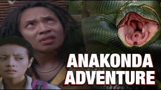 Anakonda Adventure (Snake Movie)   Full Telugu Movie HD   Telugu Horror Movie