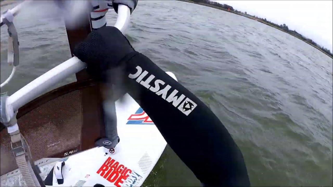 Windsurf Freeride JP MAGIC RIDE 119 litres 26 mai 2019