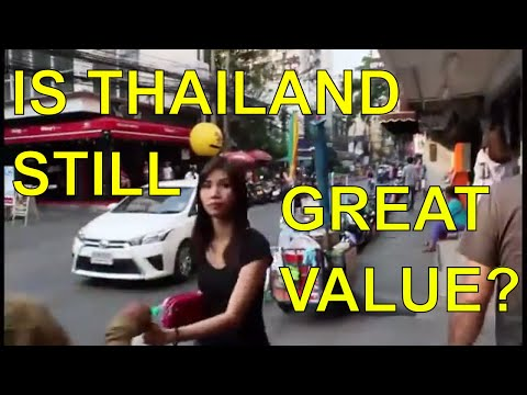 The Real Reason Thailand Is No Longer The Great Value It Once Was