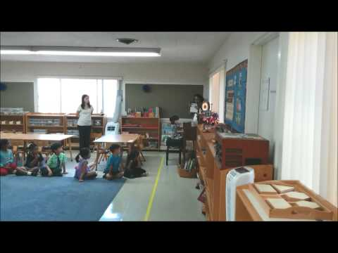 Johanna's Piano Performance @ Villa Montessori