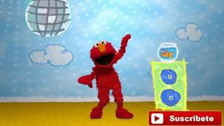 Elmo bila scooby doo papa