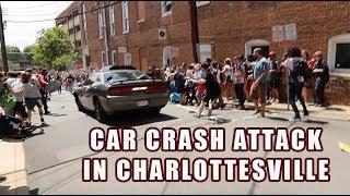 Car Crash Attack in Charlottesville