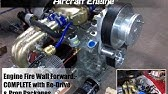 An aero engine from half a VW engine - YouTube