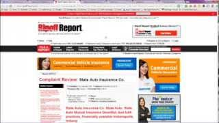 State Auto Insurance Company Reviews, Claims and Phone Number